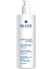 RILASTIL Xerolact Emulsion Fluid Sodium Lactate 12% 250ml