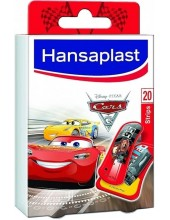 HANSAPLAST Cars 20τμχ