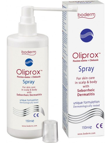 BODERM OLIPROX Spray 150 ml