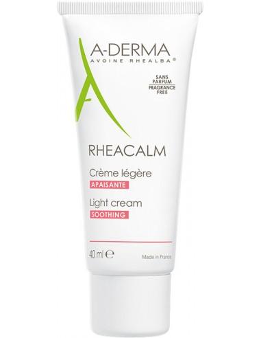 A-DERMA Rheacalm Creme Apaisante Legere 40ml