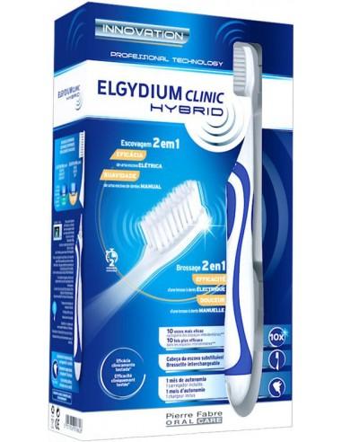ELGYDIUM Clinic Hybrid Toothbrush Μπλέ