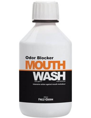 Frezyderm Odor Blocker MouthWash 250ml