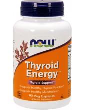 NOW Thyroid Energy 90 Veg Capsules