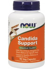 NOW Candida Support 90 Veg Capsoules