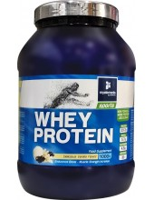 MY ELEMENTS Sports Whey Protein Powder 1000gr Vanilla