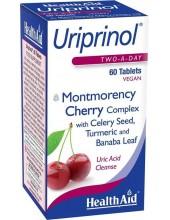 HEALTH AID Uprinol, Montmorency Cherry Complex, 60 Vegan Tabs