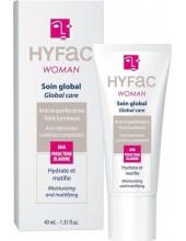 Hyfac Woman Soin Global Global Care 40ml
