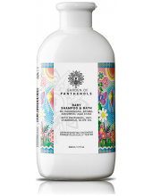 Garden of Panthenols Baby Shampoo & Bath with panthenol, oat, chamomile & olive oil, 500ml