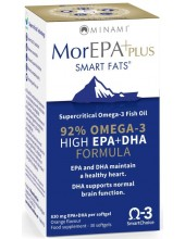 MINAMI MorEPA Plus Smart Fats 30 Softgels