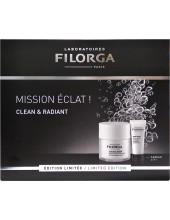 FILORGA Mission Eclat - Clean& Radiant Limited Edition Set with Scrub & Mask 55ml, Meso-Mask 15ml