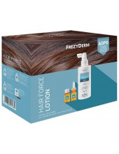 FREZYDERM HAIR FORCE LOTION EXTRA 100ml + ΔΩΡΟ HAIR FORCE MONODOSE DAY/NIGHT 6 ημερων