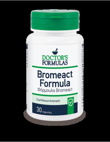 DOCTOR'S FORMULAS Bromeact 30 Caps
