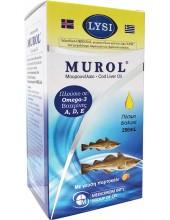 MEDICHROM Murol Cod Liver Oil Oral Solution 250ml