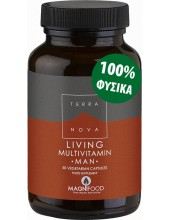 TERRANOVA Living Multivitamin Man 50 veg. caps
