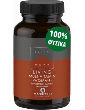 TERRANOVA Living Multivitamin Woman 50 veg. caps