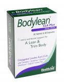 HEALTH AID Bodylean CLA Plus DUAL PACK 30 Tabs & 30 Caps