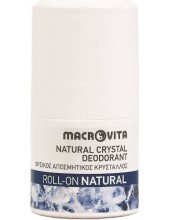 MACROVITA Natural Crystal Deodorant Roll-On 50ml