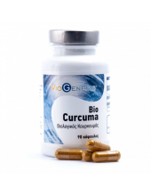 Viogenesis Curcuma Bio 550mg  90 Caps