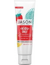 JASON Kids Only Strawberry Toothpaste 119r