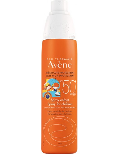 AVENE Tres Haute Protection Spray Enfant SPF50+ 200ml
