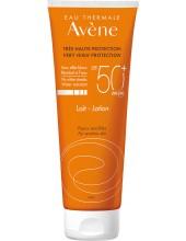AVENE Tres Haute Protection Lait SPF 50+ 250ml