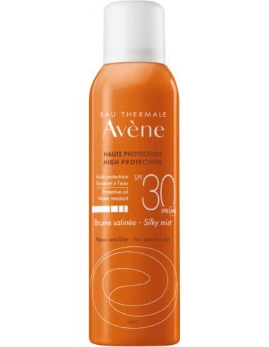 AVENE Tres Haute Protection SPF30 Brume Satinee, Silky Mist, Spray 150ml