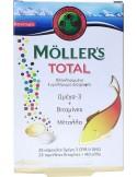 MOLLER'S Total Omega 3, Vitamins & Minerals , 28 caps + 28 tabs