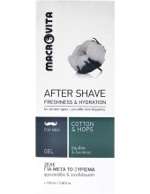 MACROVITA After Shave Freshness & Hydration Gel 100ml