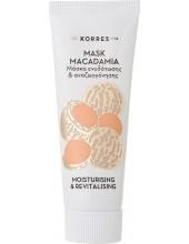 KORRES Mask Macadamia Moisturising & Revitalising 18ml