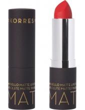 KORRES Morello Matte Lipstick 53 Sweet Chili Matte 3.5ml