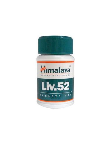 HIMALAYA Liv 52 100 Tabs