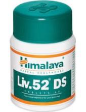 HIMALAYA Liv 52 DS, 60 Tabs