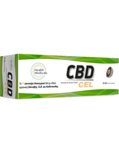 HEALTH MEDICALS CBD CEL 70ml