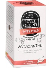 AM HEALTH Royal Green SuperFood Astaxanthin 60 Caps