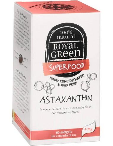 AM HEALTH Royal Green SuperFood Astaxanthin 60 Caps