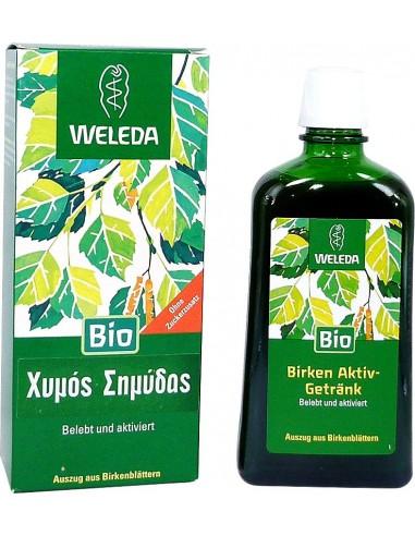 WELEDA Bio Birken Aktiv-Getrank 200ml