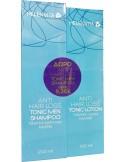 HELENVITA Anti Hair Loss Tonic Lotion 100 ml & ΔΩΡΟ Anti Hair Loss Men Shampoo 200 ml