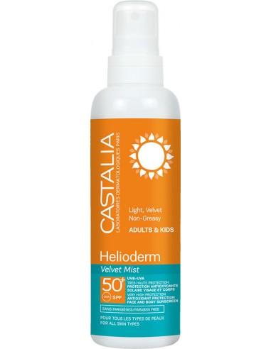 CASTALIA Helioderm Velvet Mist SPF 50+, 300ml