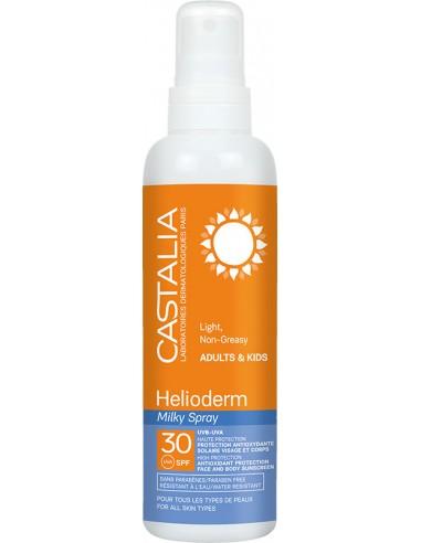 CASTALIA Helioderm MILKY SPRAY SPF 30+, 240ml