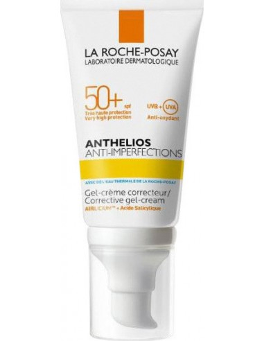 LA ROCHE-POSAY Anthelios Anti-Imperfections Corrective Gel-Cream 50ml