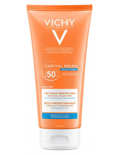 VICHY Capital Soleil Multi-Protection Milk SPF 50+, 200ml