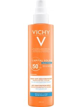 VICHY Capital Soleil Beach Protect Anti-dehydration Spray SPF50 200ml