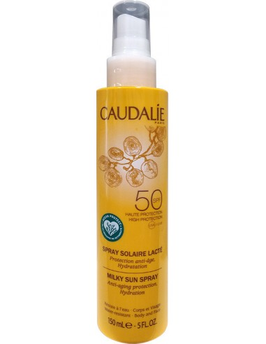 CAUDALIE Milky Sun Spray SPF 50, 150ml