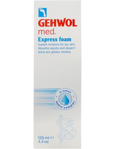 GEHWOL Med Express Foam 125ml
