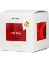 KORRES Wild Rose Cream Vitamin C 24h Normal Dry Skin 40ml