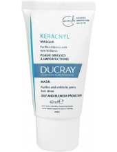 DUCRAY Keracnyl Masque Oily and Blemish-Prone Skin 40ml