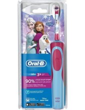 ORAL-B Stages Power Disney Frozen Toothbrush for 3+ years age