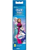 ORAL-B Stages Power 2 replacement brush heads Frozen
