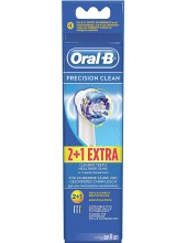 ORAL-B Precision Clean 2 + 1 Replacement Brush Heads