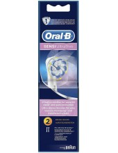 ORAL-B Sensi UltraThin 2 replacement brush heads